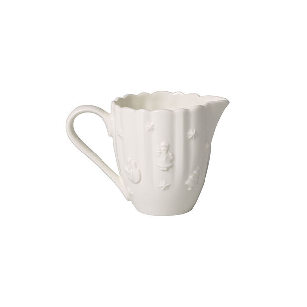 Toy's Delight Royal Classic milk jug, white, 220 ml, , large