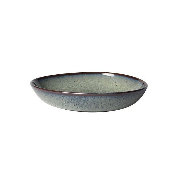 Lave Gris small shallow bowl, , large