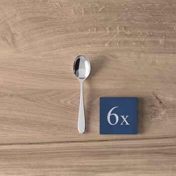 Oscar Espresso spoon set 6 pcs