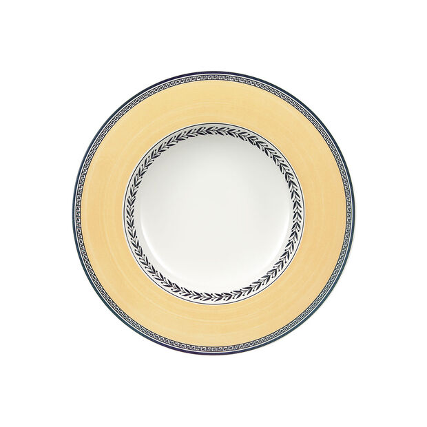 Audun Fleur Deep plate, , large