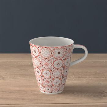 Modern Dining coffee mug, rosé caro