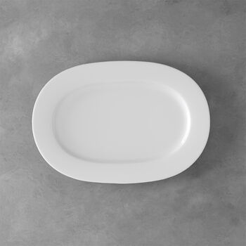 Anmut oval plate 41 cm