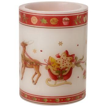 Winter Specials Lantern sleigh Bakery M 9x12cm