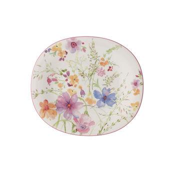 Mariefleur Basic oval breakfast plate