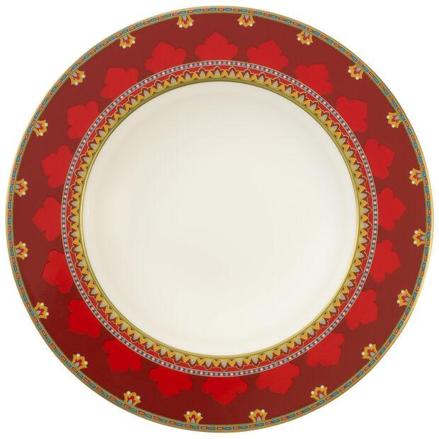 Samarkand Rubin Deep plate, , large