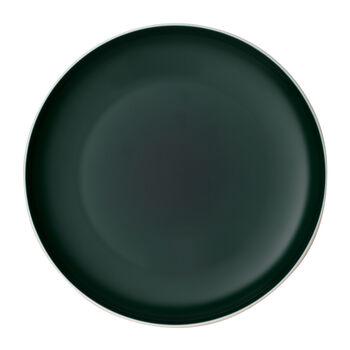 it's my match plate, 27 cm, Dark Green