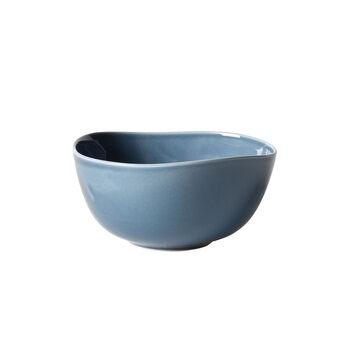Organic Turquoise Bowl 15 x 15 x 7,5cm