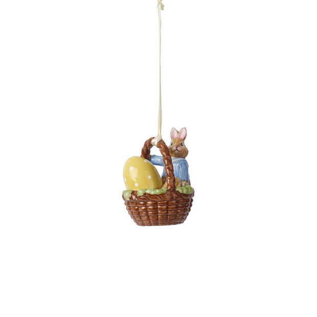 Bunny Tales ornament basket Max, , large