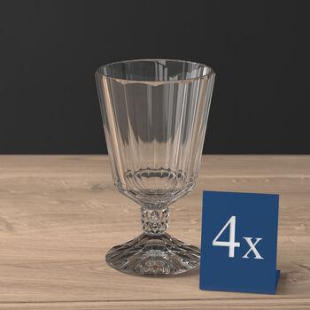 Opéra Smoke white wine goblet 4-piece set