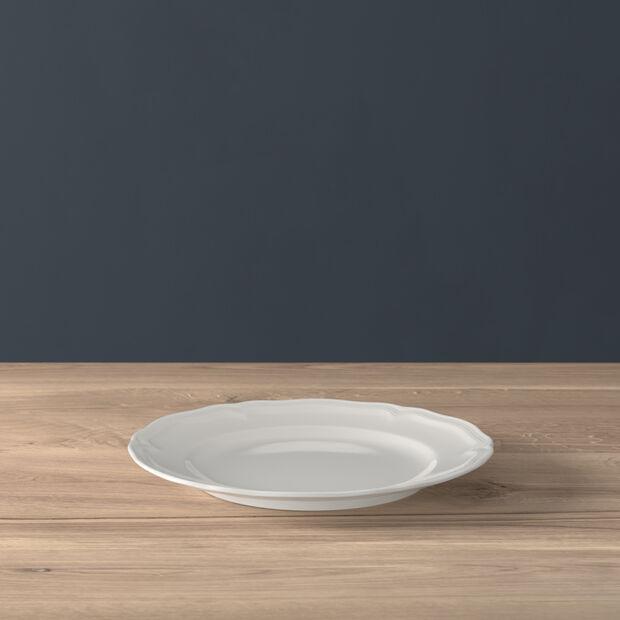 Manoir breakfast plate, , large