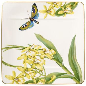 Amazonia breakfast plate 23 x 23 cm