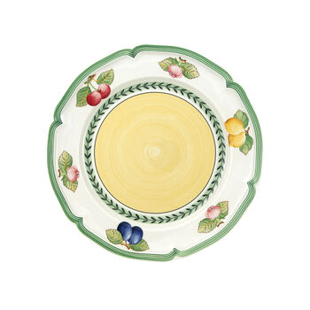 French Garden Fleurence dinner plate, 6 pieces