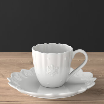 Toy's Delight Royal Classic Coffee/tea cup & saucer 2pcs