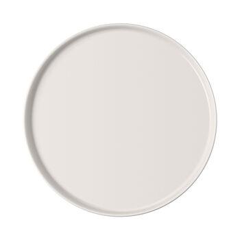 Iconic universal plate, white, 24 x 2 cm
