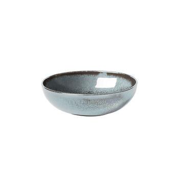 Lave Glacé bowl, turquoise, 17 x 17 x 5.5 cm, 600 ml