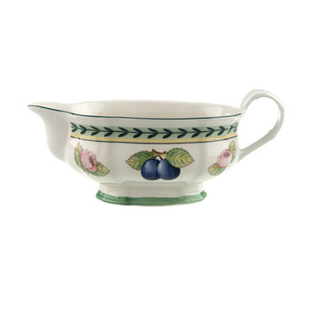 French Garden Fleurence sauce boat
