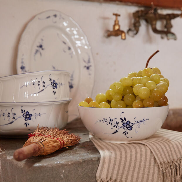Old Luxembourg round bowl, , large