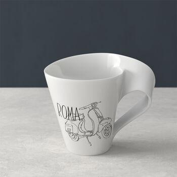 Modern Cities coffee mug, Rome, 300 ml