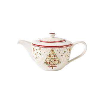 Winter Bakery Delight teapot