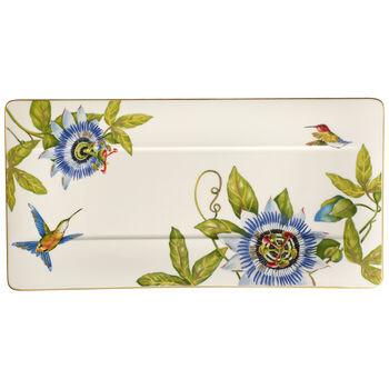 Amazonia serving plate 44 x 23 cm