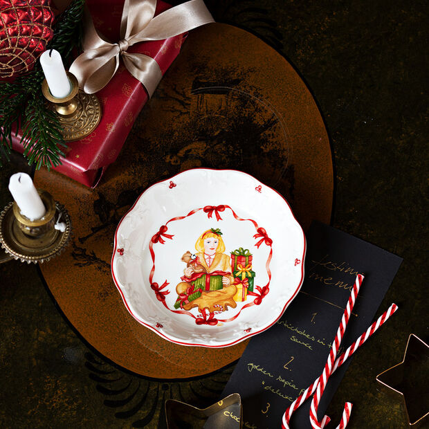 Toy's Fantasy Bowl small, unwrapping gifts 16,5x16,5x3cm, , large