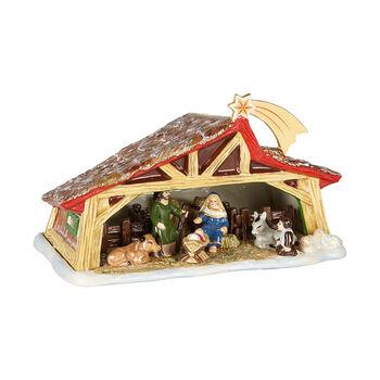 Christmas Toy's Memory manger, multicoloured, 27 x 16 x 16 cm