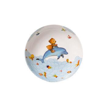 Happy as a Bear Children deep plate 18,5x18,5x4,5cm