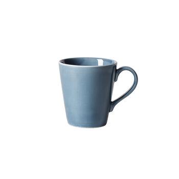 Organic Turquoise Mug 12,5 x 9 x 10cm