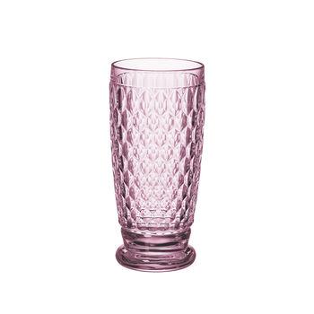 Boston Coloured Highball glass Pink