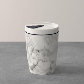 Travel coffee mug S Marmory