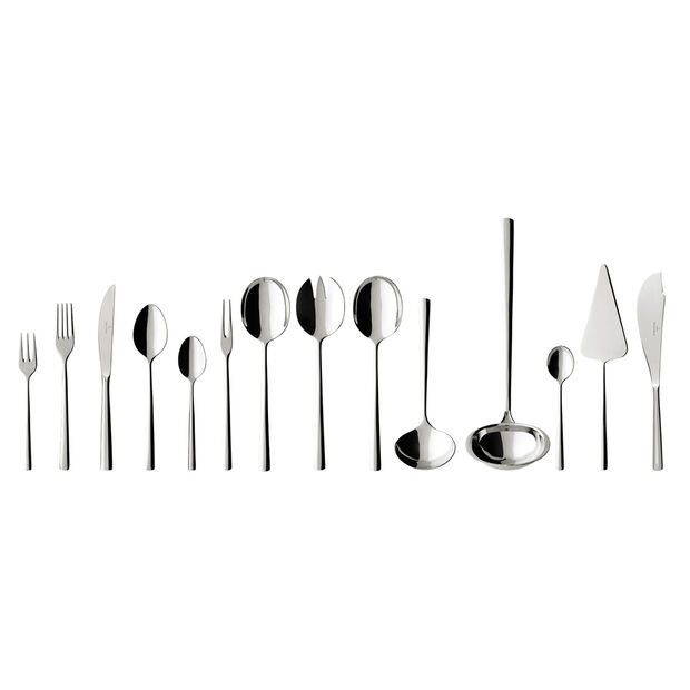 Piemont table cutlery 70 pieces, for 12 people, , large