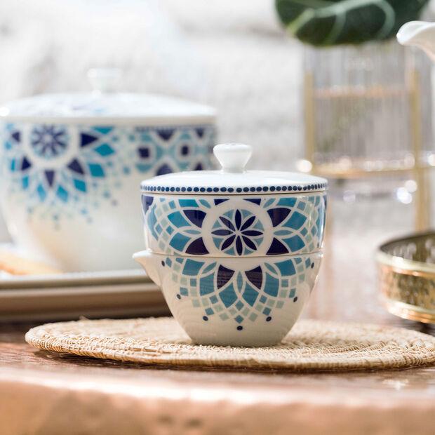 Tea Passion Medina sugar bowl/small milk jug, , large