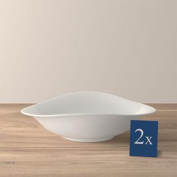 Vapiano pasta bowl 2-piece set