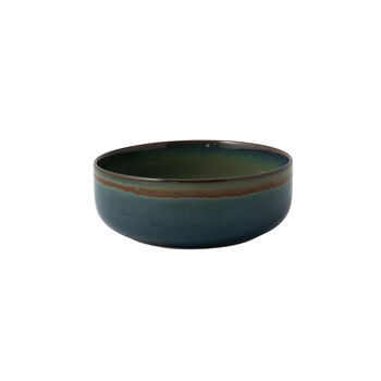 Crafted Breeze bowl, grey-blue, 16 cm