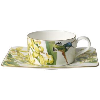 Amazonia Tea cup & saucer 2pcs