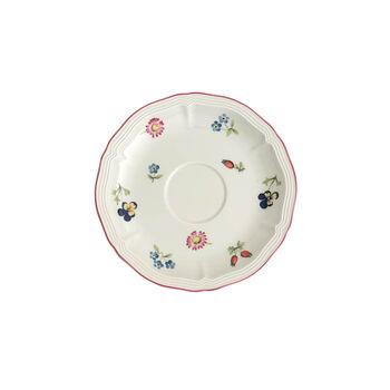 Petite Fleur coffee cup saucer