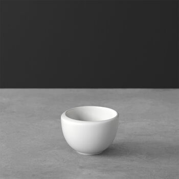 NewMoon espresso cup, without handle, 100 ml, white