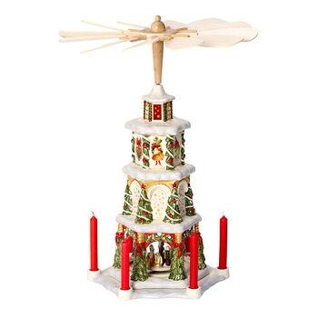 Christmas Toys Memory Christmas pyramid