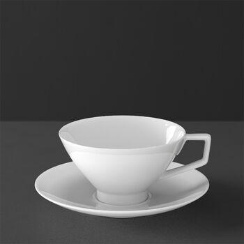 La Classica Nuova Tea cup & saucer 2pcs
