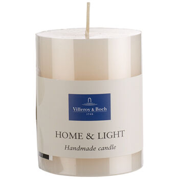 Essentials Candles Ivory pillar 9cm