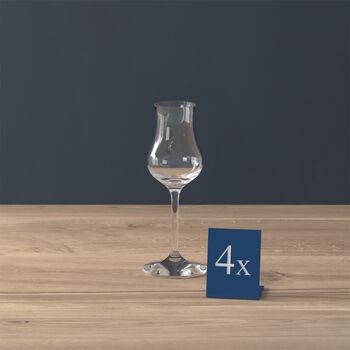 Entrée shot glass set 4pces.