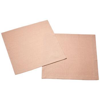 Textil Uni TREND Napkin rose peo75S2, 20 pieces,  40x40cm