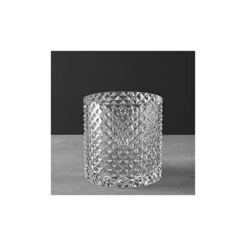 Pieces of Jewellery Vase/hurricane lamp 180mm