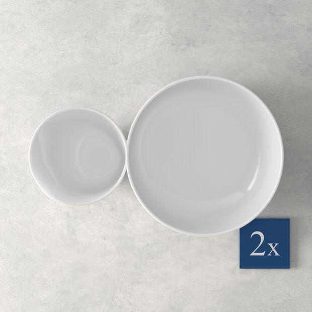 Soup Passion 2-piece large soup bowl set, , large