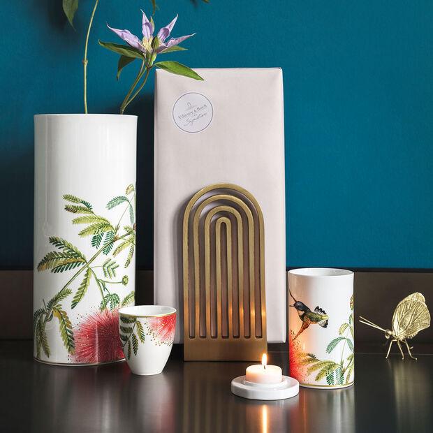 Amazonia Gifts Tea light holder 7,5x7,5x13cm, , large