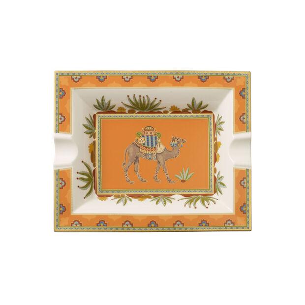 Samarkand Mandarin ashtray 17 x 21 cm, , large