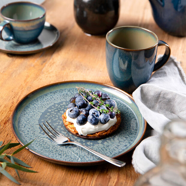 Crafted Breeze mug, grey-blue, 350 ml, , large