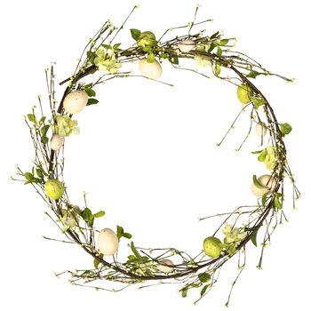 Spring Fantasy Accessories Egg wreath 42cm