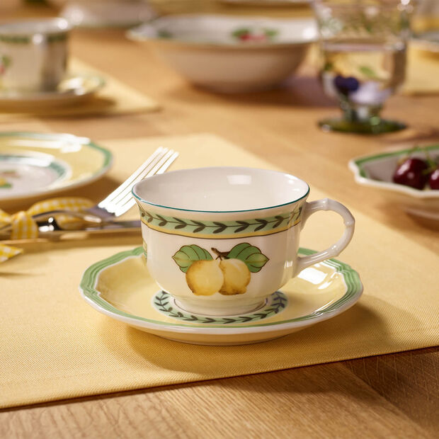 French Garden Fleurence Saucer coffee/tea cup 15cm, , large