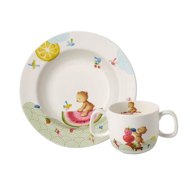 Hungry as a Bear Children's crockery set, 2pcs., , large